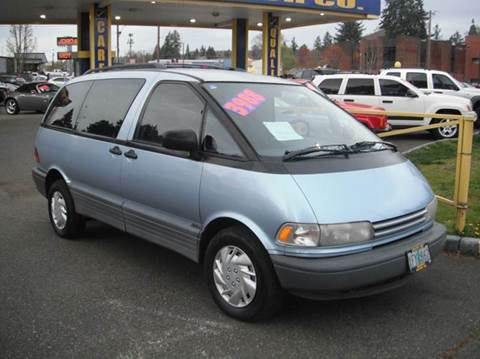 1991 Toyota Previa for sale in Milwaukie, OR