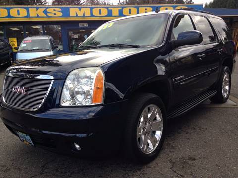 2007 GMC Yukon for sale in Milwaukie, OR