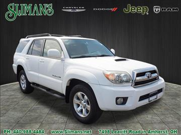 2006 Toyota 4Runner for sale in Amherst, OH