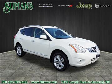 2013 Nissan Rogue for sale in Amherst, OH