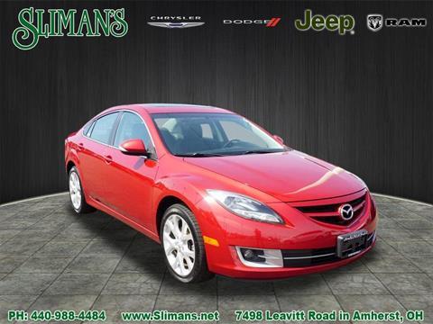 2013 Mazda MAZDA6 for sale in Amherst, OH