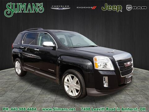 2012 GMC Terrain for sale in Amherst, OH