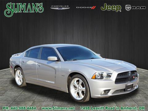 2013 Dodge Charger for sale in Amherst, OH