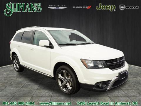 2017 Dodge Journey for sale in Amherst, OH