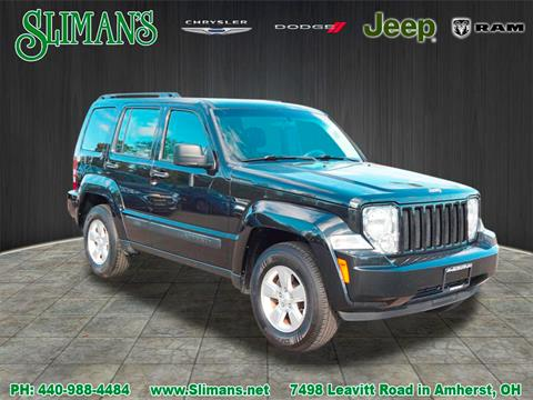 2012 Jeep Liberty for sale in Amherst, OH