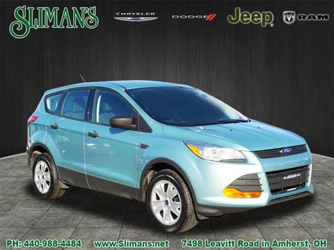 2013 Ford Escape for sale in Amherst, OH