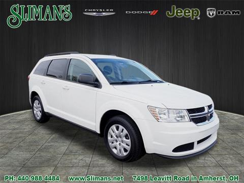 2015 Dodge Journey for sale in Amherst, OH