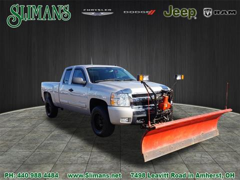 2007 Chevrolet Silverado 1500 for sale in Amherst, OH