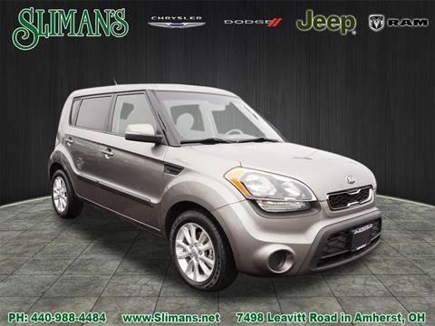 2013 Kia Soul for sale in Amherst, OH