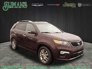 2011 Kia Sorento for sale in Amherst, OH