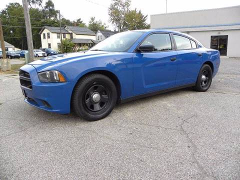 2012 Dodge Charger for sale in Coopersville, MI