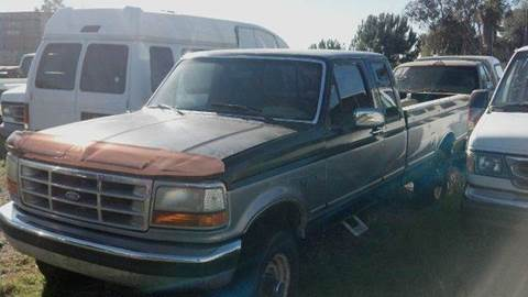 1995 Ford F-250 for sale at Bowie Motors in Beaumont CA