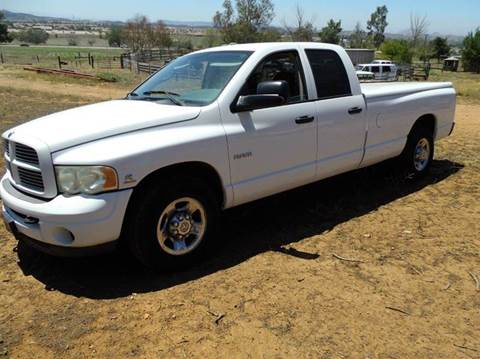 2003 Dodge D250 Pickup for sale in Beaumont, CA