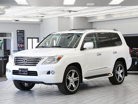 2009 Lexus LX 570 for sale in Indianapolis, IN