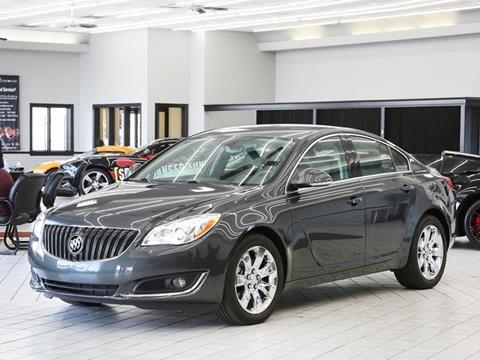 2017 Buick Regal for sale in Indianapolis, IN