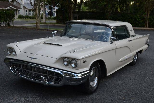 1960 Ford Thunderbird -- 1960 Ford Thunderbird  0  Other 460 Engine with 4 Barrel Carburator Automatic