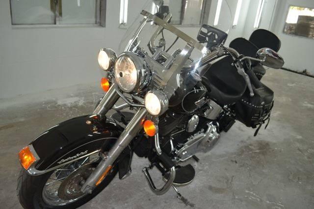 2010 Harley-Davidson Heritage Softail Classic In Mount Dora FL