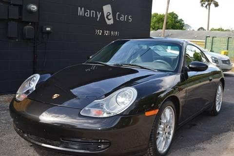 2001 Porsche 911 for sale in Mount Dora, FL
