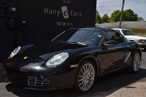 2008 Porsche Cayman for sale in Mount Dora, FL