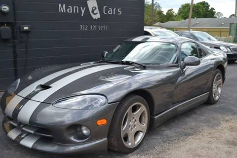 2002 Dodge Viper for sale in Mount Dora, FL