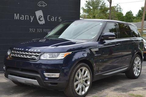 2015 Land Rover Range Rover Sport for sale in Mount Dora, FL