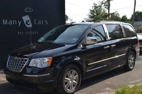 2010 Chrysler Town and Country for sale in Mount Dora, FL