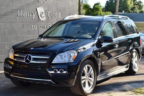 2011 Mercedes-Benz GL-Class for sale at ManyEcars.com in Mount Dora FL