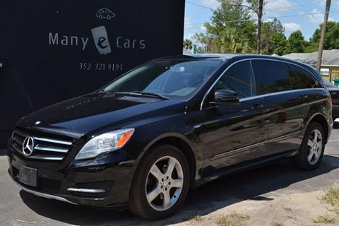 2012 Mercedes-Benz R-Class for sale at ManyEcars.com in Mount Dora FL