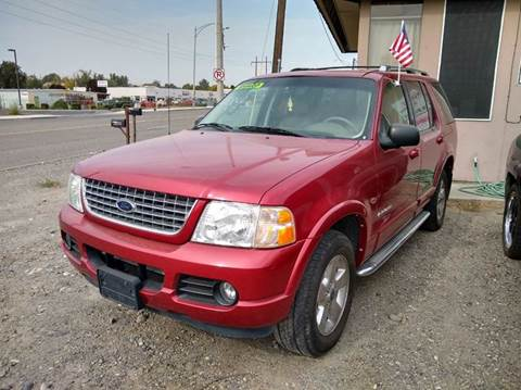 2004 Ford Explorer for sale at Horne's Auto Sales in Richland WA