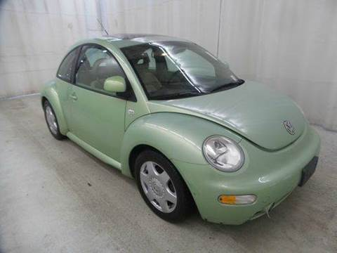2000 Volkswagen New Beetle for sale at Horne's Auto Sales in Richland WA