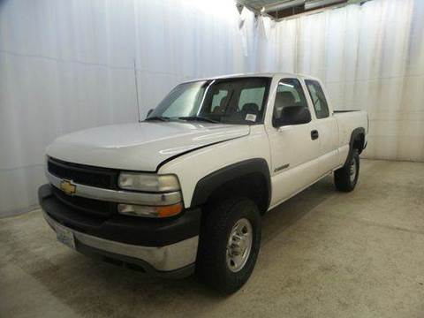 2002 Chevrolet Silverado 2500HD for sale at Horne's Auto Sales in Richland WA