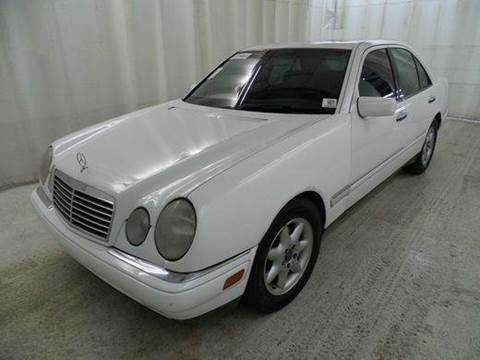 1999 Mercedes-Benz E-Class for sale at Horne's Auto Sales in Richland WA