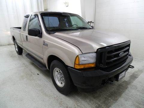 1999 Ford F-250 Super Duty for sale at Horne's Auto Sales in Richland WA