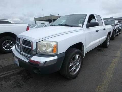 2005 Dodge Dakota for sale at Horne's Auto Sales in Richland WA