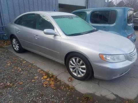 2007 Hyundai Azera for sale at Horne's Auto Sales in Richland WA