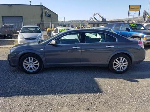 2009 Saturn Aura for sale at Horne's Auto Sales in Richland WA
