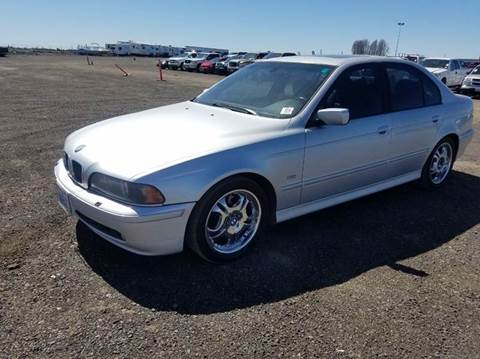 2002 BMW 5 Series for sale at Horne's Auto Sales in Richland WA