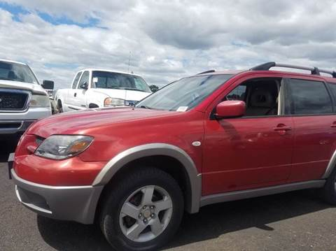 2003 Mitsubishi Outlander for sale at Horne's Auto Sales in Richland WA