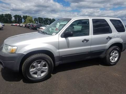 2005 Ford Escape for sale at Horne's Auto Sales in Richland WA