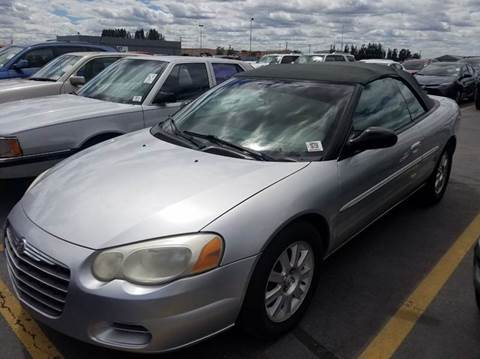 2004 Chrysler Sebring for sale at Horne's Auto Sales in Richland WA