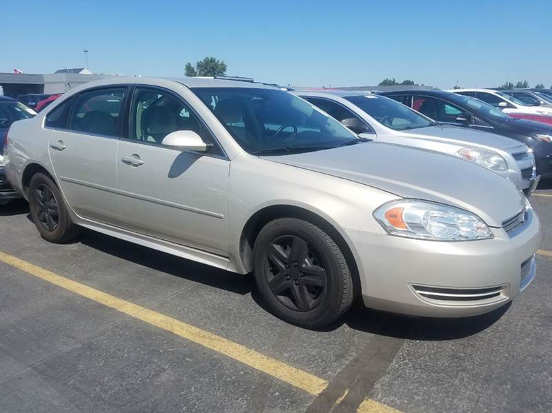 2010 Chevrolet Impala for sale at Horne's Auto Sales in Richland WA