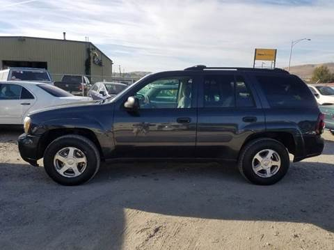 2005 Chevrolet TrailBlazer for sale at Horne's Auto Sales in Richland WA
