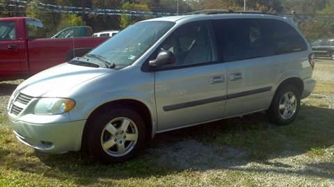 2007 Dodge Caravan for sale at Hern Motors - 2021 BROOKFIELD RD Lot in Hubbard OH