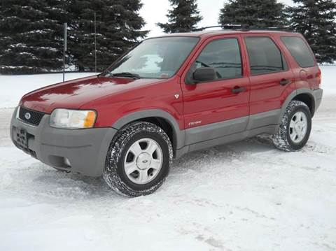 2001 Ford Escape for sale in Hubbard, OH