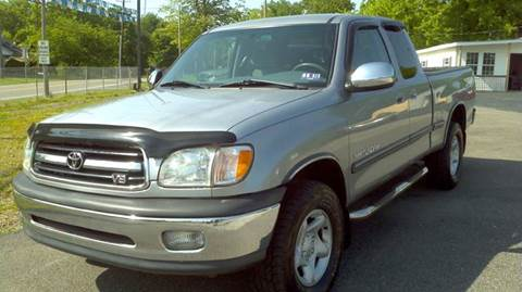 2001 Toyota Tundra for sale at Hern Motors - 2021 BROOKFIELD RD Lot in Hubbard OH