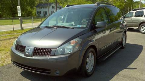 2004 Nissan Quest for sale in Hubbard, OH