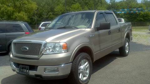 2004 Ford F-150 for sale at Hern Motors - 2021 BROOKFIELD RD Lot in Hubbard OH