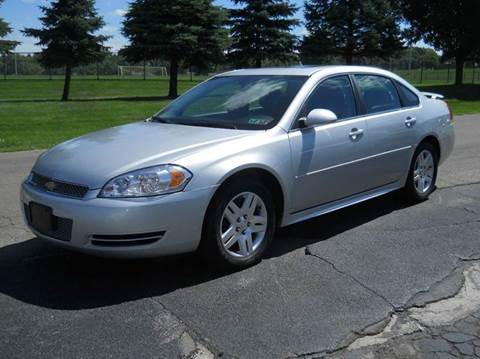 2013 Chevrolet Impala for sale at Hern Motors in Hubbard OH