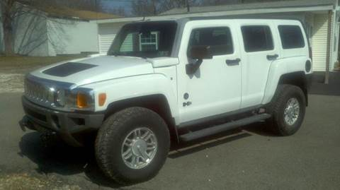 2006 HUMMER H3 for sale at Hern Motors - 2021 BROOKFIELD RD Lot in Hubbard OH