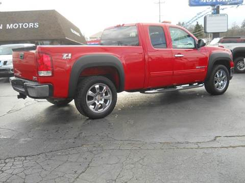 2008 GMC Sierra 1500 for sale at Hern Motors in Hubbard OH